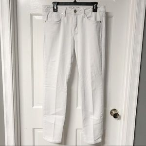PHAT FASHIONS SILVER LABEL WHITE JEANS
